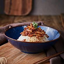 正宗传统台湾卤肉饭(台湾传承版,卤肉饭评审长亲自推荐做法)