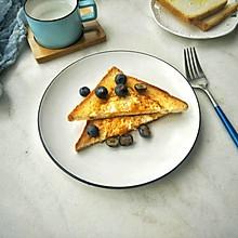 吐司包蛋~快手早餐