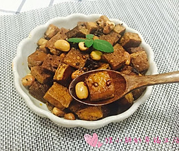 自制惹嘴小零食-香辣豆干的做法