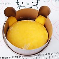 胡萝卜小熊吐司的做法图解10