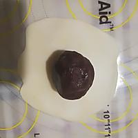 #晒出你的团圆大餐#黄油版蛋黄酥的做法图解19