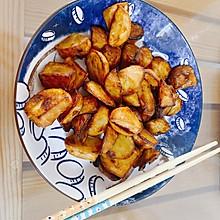 简单易学的拔丝红薯