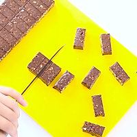 """一把平底锅搞定台湾""""网红""""巧克力牛轧糖的做法图解13"""