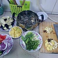 香辣豉香花蛤的做法图解2