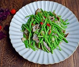 #美食视频挑战赛#藜蒿炒腊肉的做法