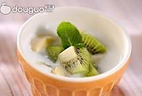 猕猴桃酸奶的做法