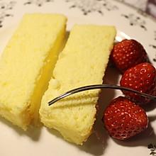 只用三种材料-日式棉花芝士蛋糕
