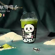 茶百道桂花酒酿同款做法配方分享
