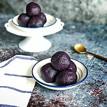 #餐桌上的春日限定#万能紫薯馅