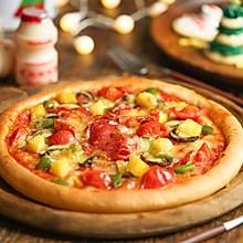 日食记 | 圣诞披萨