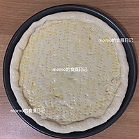 芝士榴莲披萨的做法图解7