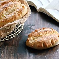 梭形砂糖面包