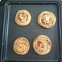 螺旋肉酥饼 的做法图解14