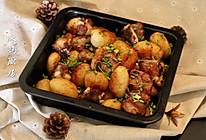 孜然烤土豆的做法