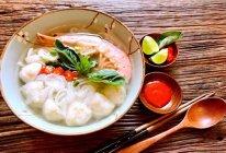 越南海鲜河粉的做法