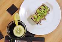 方形巧克力淋面蛋糕,情人节的小美好~的做法
