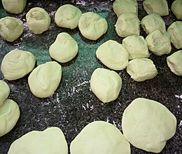 木瓜面包的做法