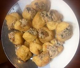 油豆腐丸子~家的味道的做法