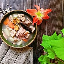 #憋在家里吃什么#随性的一锅靓汤——简易家庭版佛跳墙