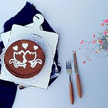 让爱升级的提拉米苏(蛋糕卷围边)