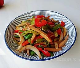 红油辣干豉椒椒的做法