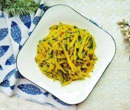 营养低脂又美味的素炒南瓜的做法