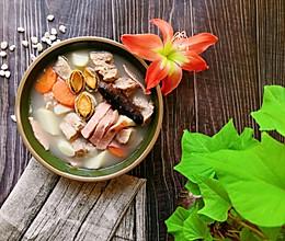 #憋在家里吃什么#随性的一锅靓汤——简易家庭版佛跳墙的做法