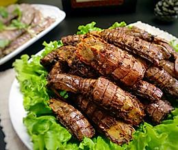 酱炒皮皮虾的做法