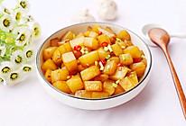 #多力金牌大厨带回家-北京站#比肉还好吃的红烧萝卜的做法