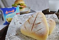 火腿芝士面包的做法