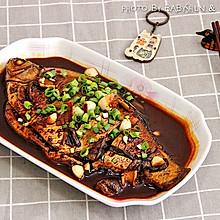 顺式多味鱼#金龙鱼外婆乡小榨菜籽油 最强家乡菜#