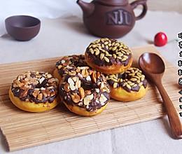 巧克力甜甜圈#美味烤箱菜,就等你来做!#的做法