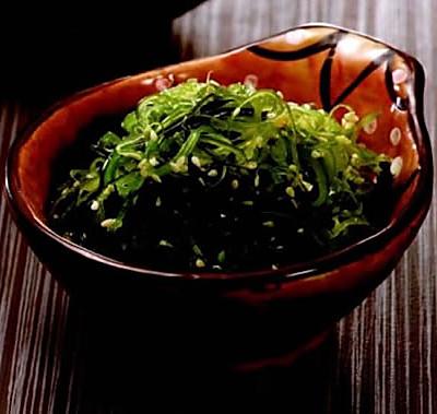 【凉菜】日本海草(海藻)