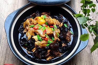 私房菜:砂锅鸡