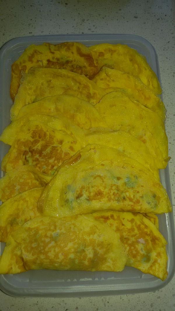 蛋饺的做法