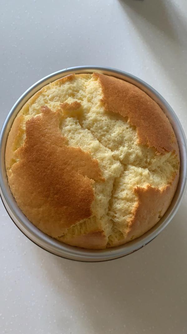 烤箱小蛋糕的做法