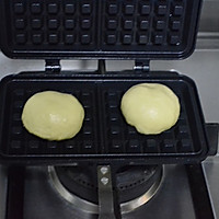 淡奶油华夫饼(发酵版)的做法图解6