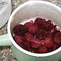 #花10分钟,做一道菜!#酸甜杨梅汁的做法图解2