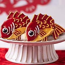 过新年一定要做的中国风糖霜饼干