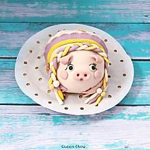 【子母猪】有秘密内涵的猪妈妈卡通馒头