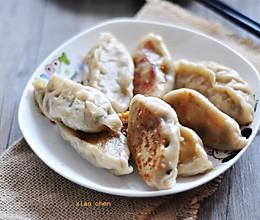 全麦煎饺———粗粮更健康的做法