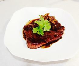 黑胡椒牛排的做法