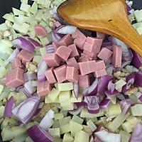 土豆洋葱火腿咖喱饭的做法图解8