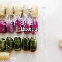 紫薯 抹茶 原味(豆沙酥)玉米油版的做法图解14