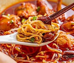 贵州辣子鸡面 | 香辣过瘾的做法