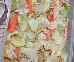 自制泡菜|速成的做法