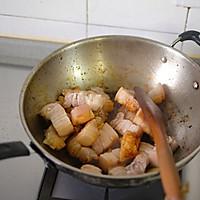 咸青梅红烧肉的做法图解3