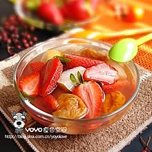 草莓梨子汤
