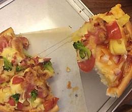 综合披萨的做法
