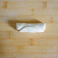 红豆沙千层酥 国庆中秋双节伴手礼不只有月饼 没蛋黄的蛋黄酥的做法图解13